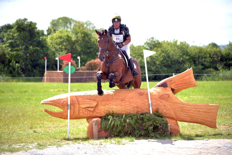 Michael Ryan (Dunlough Striker) - CIC** Winners 2015