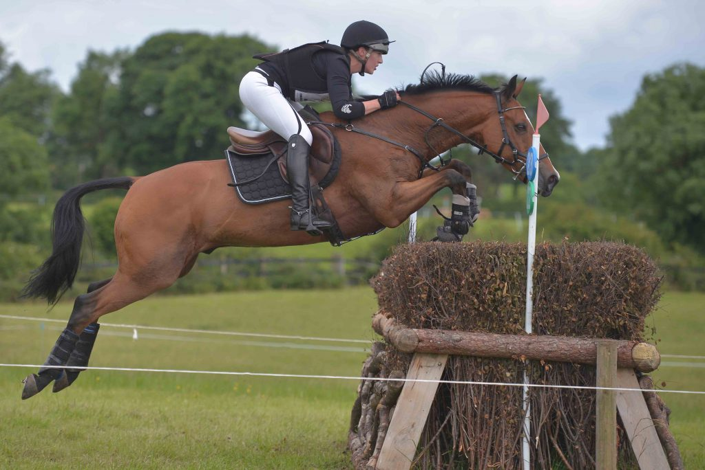Felicity Ward (The Illusionist) - Eventing Ireland CIC2* Winner - Fernhill Sport Horses Kilguilkey International 2016