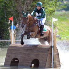 Sam Watson (Horseware Bushman) - Haygain CIC3* Winner - Fernhill Sport Horses Kilguilkey International 2016