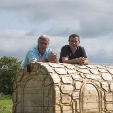 Mike Etherington-Smith (GBR), Course Designer with Danny Dulohery, Event Director/Course Designer